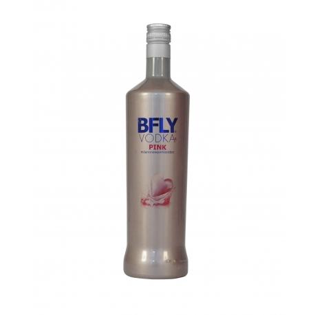 BFLY VODKA PINK 1 L