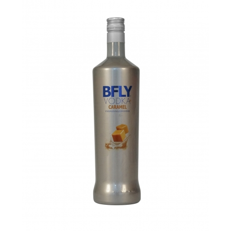 BFLY VODKA & CARAMEL 1 L