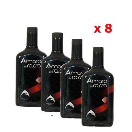 AMARO del ROSSO 70cl x 8 bottiglie