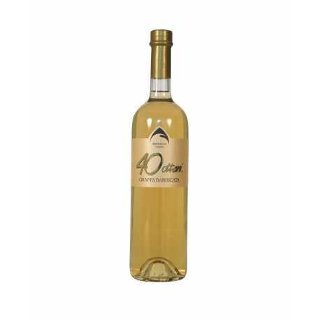 40 OTTANI GRAPPA BARRICATA cl 70