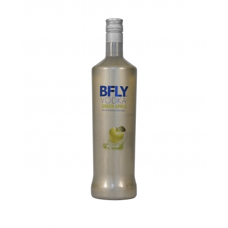 BFLY VODKA & GREEN APPLE 1 L