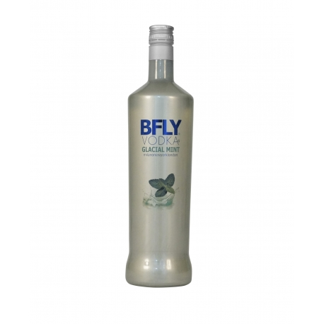 BFLY VODKA & GLACIAL MINT 1 L