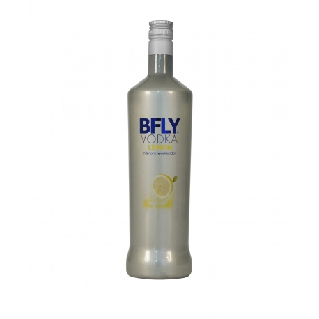 BFLY VODKA & LEMON 1 L