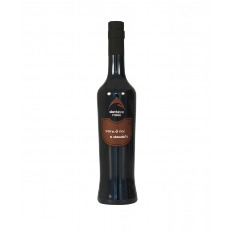 Crema Noci & Cioccolato cl 50 Alambicco Rosso
